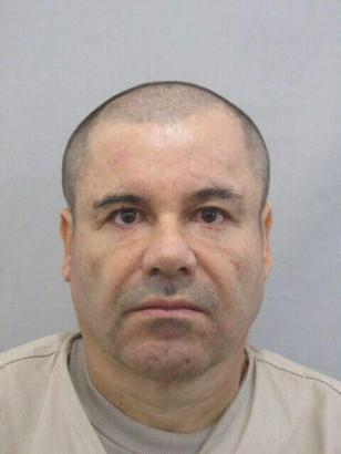 Chapo Guzman, foto reciente