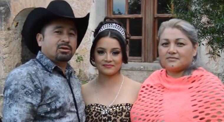 Papás de Rubí Ibarra García: 'Están todos invitados'