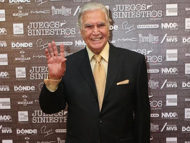 Muere el primer actor Gustavo Rojo