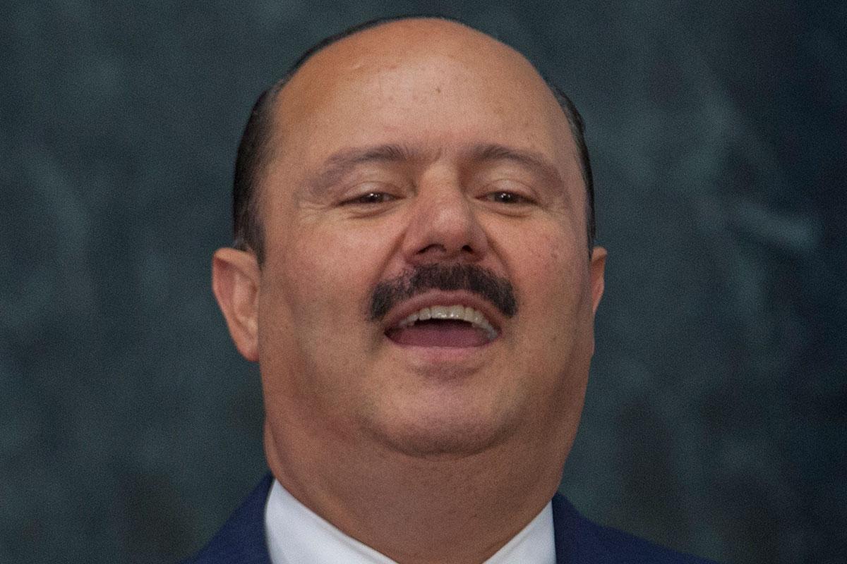 Juez ordena aprehender a César Duarte
