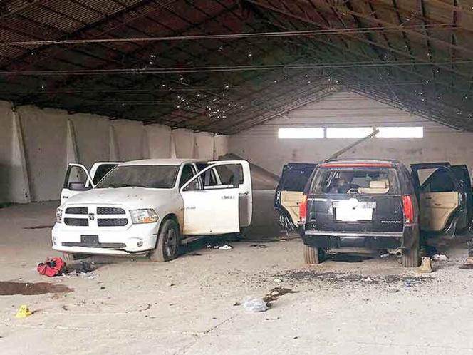 Enfrentamiento en Chihuahua deja al menos 26 muertos