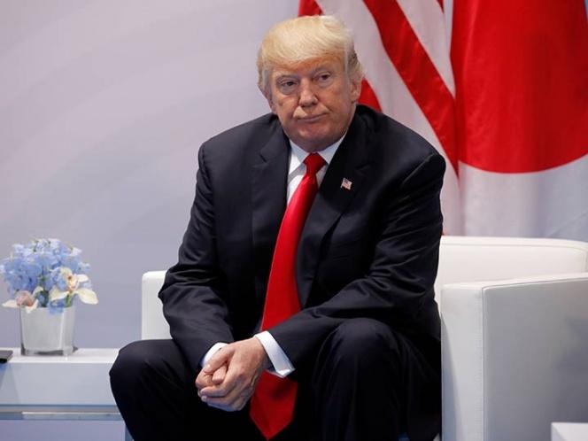 Trump pospone visita al Reino Unido hasta 2018 por miedo a protestas