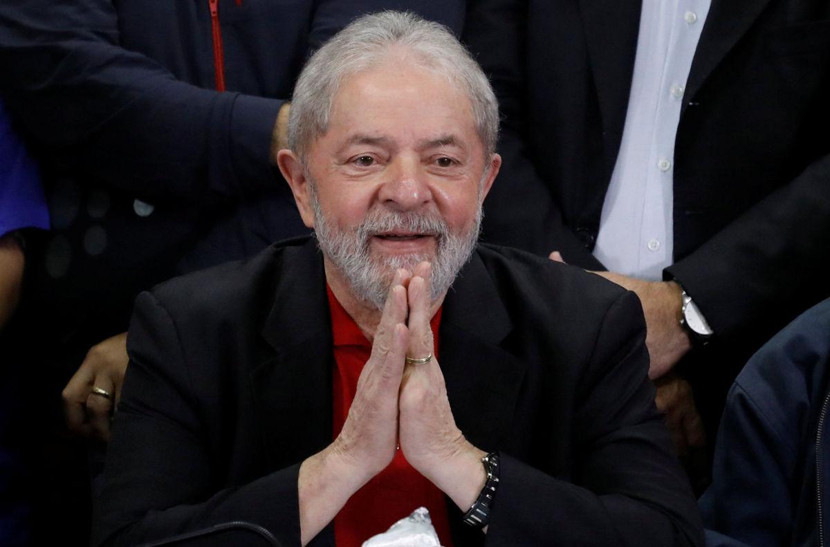 Dan 9 años de prisión a Lula Da Silva