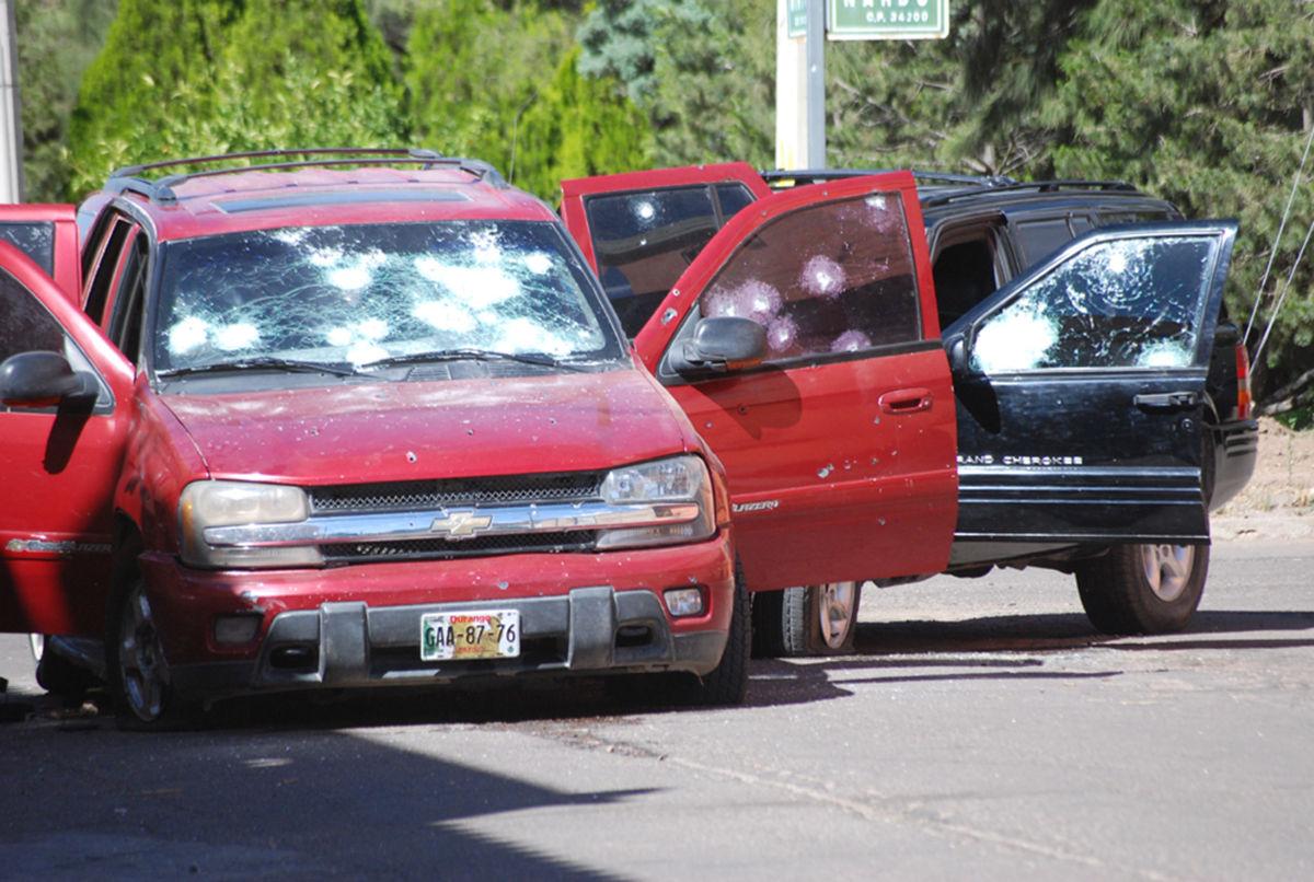 Enfrentamiento en San Dimas deja 10 muertos