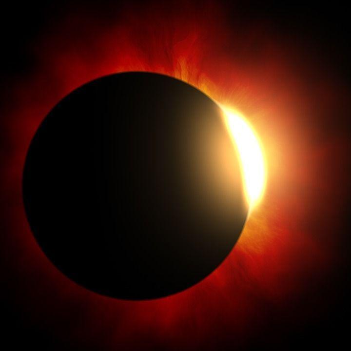 Como un día nublado se verá la CDMX con el eclipse solar