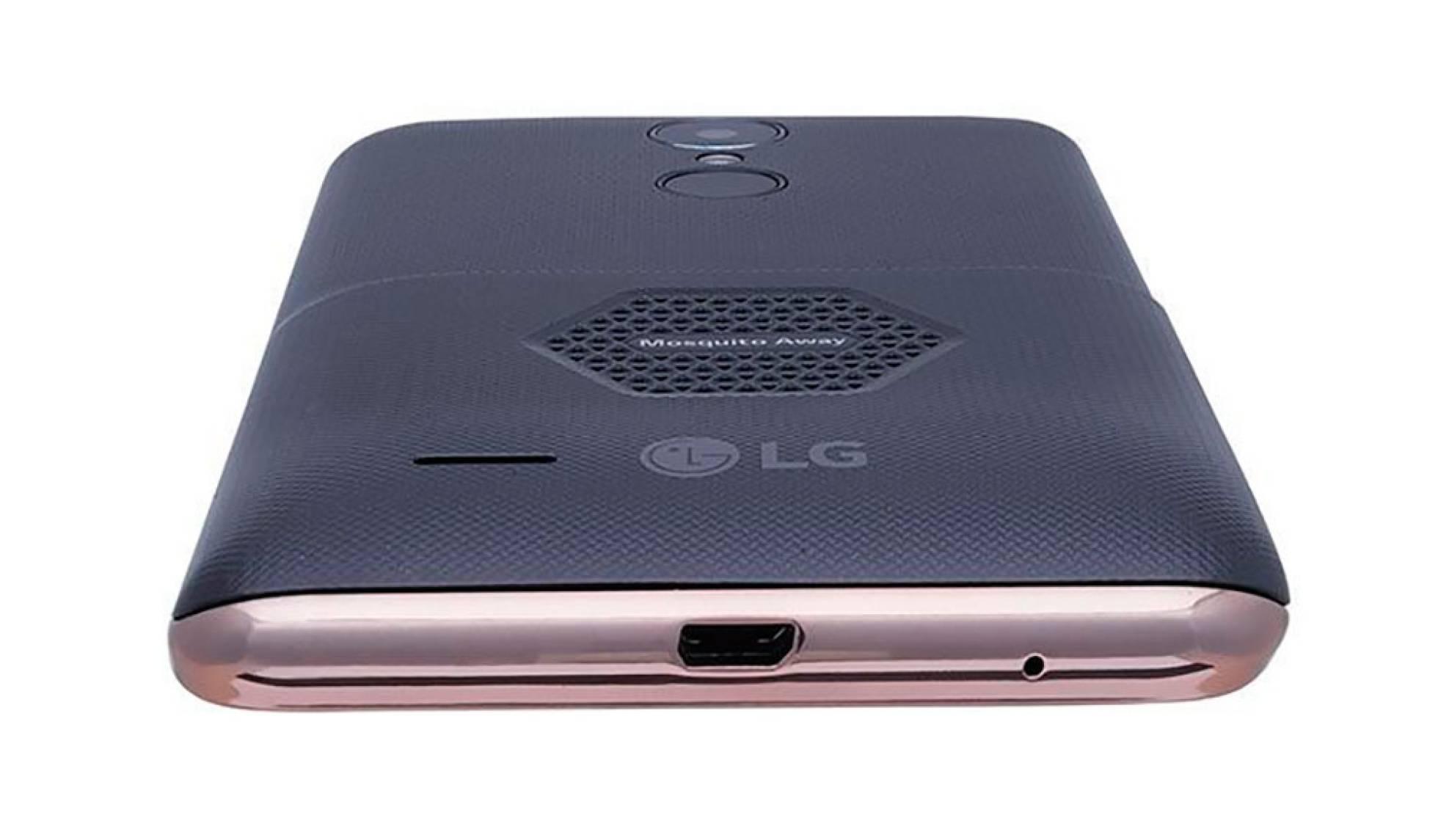 Lanza LG celular que ahuyenta a los mosquitos