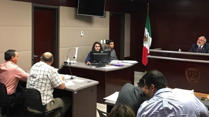 Pide defensa de Javier Garfio juicio abreviado