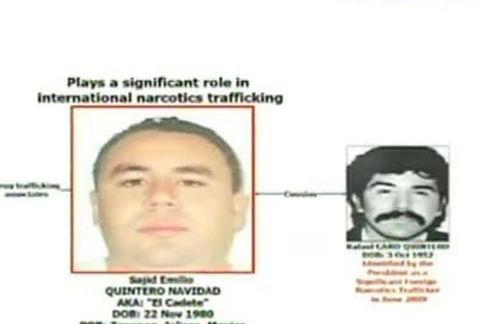 Arrestan al primo de Rafael Caro Quintero