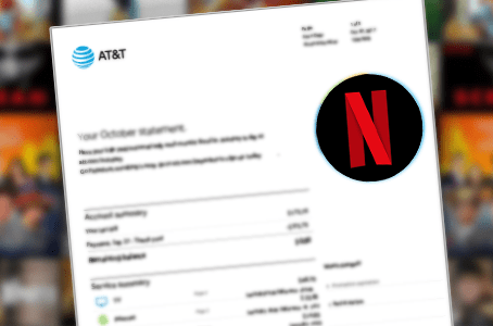 Ahora podrás suscribirte a Netflix, pagando por medio de AT&T Conecta