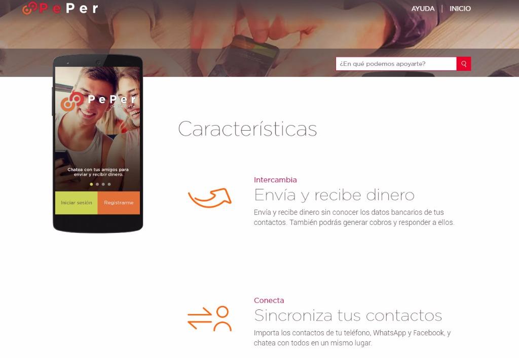 Banorte lanza app para enviar dinero por WhatsApp y Facebook