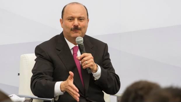 A la luz otro desvío de César Duarte como gobernador de Chihuahua