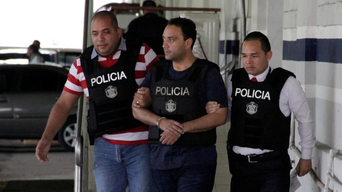 Panamá firma extradición de Roberto Borge
