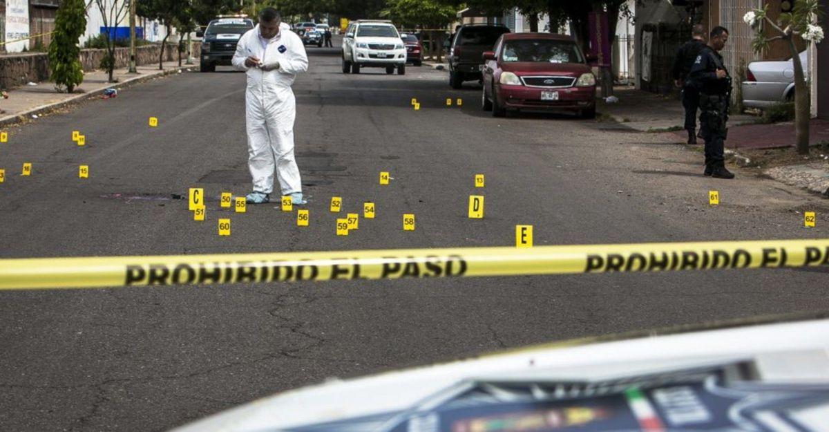 El 2017 ha sido el año más violento en México
