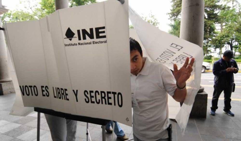 INE contratará a 45 mil personas para capacitación a funcionarios de casilla