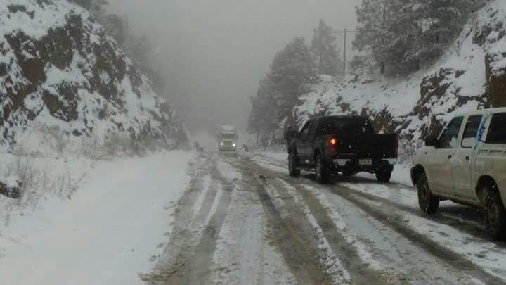 Segob declara Emergencia en 30 municipios afectados por nevada en Chihuahua
