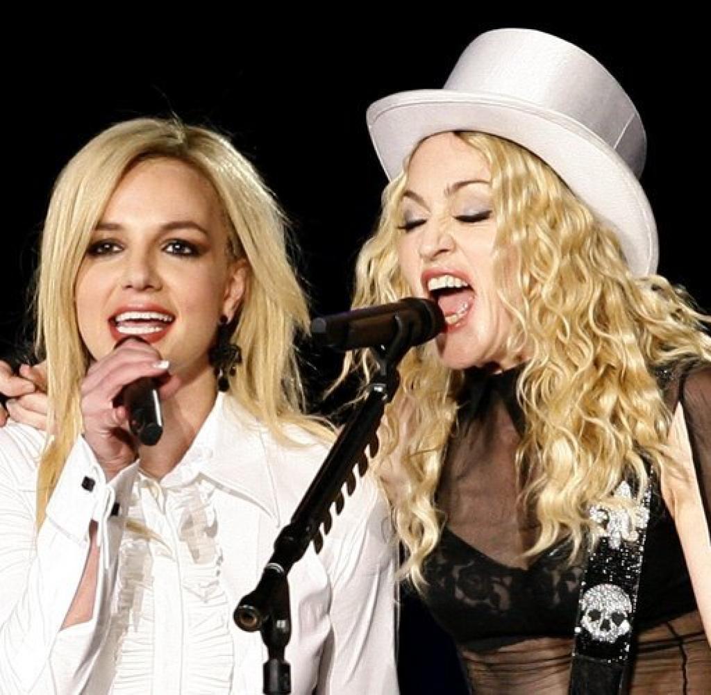 [VIDEO] El especial regalo de cumpleaños que Madonna dedicó a Britney Spears