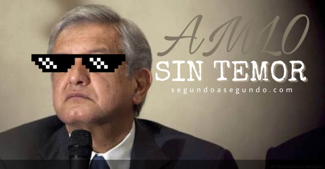 Ofrece AMLO 'perdonar' a Salinas ya Peña