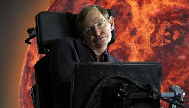 Stephen Hawking advierte sobre el cambio climático