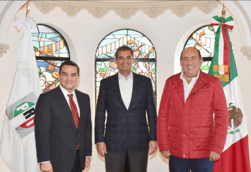 Nombran a Jorge Rojo delegado del PRI en Estado de México