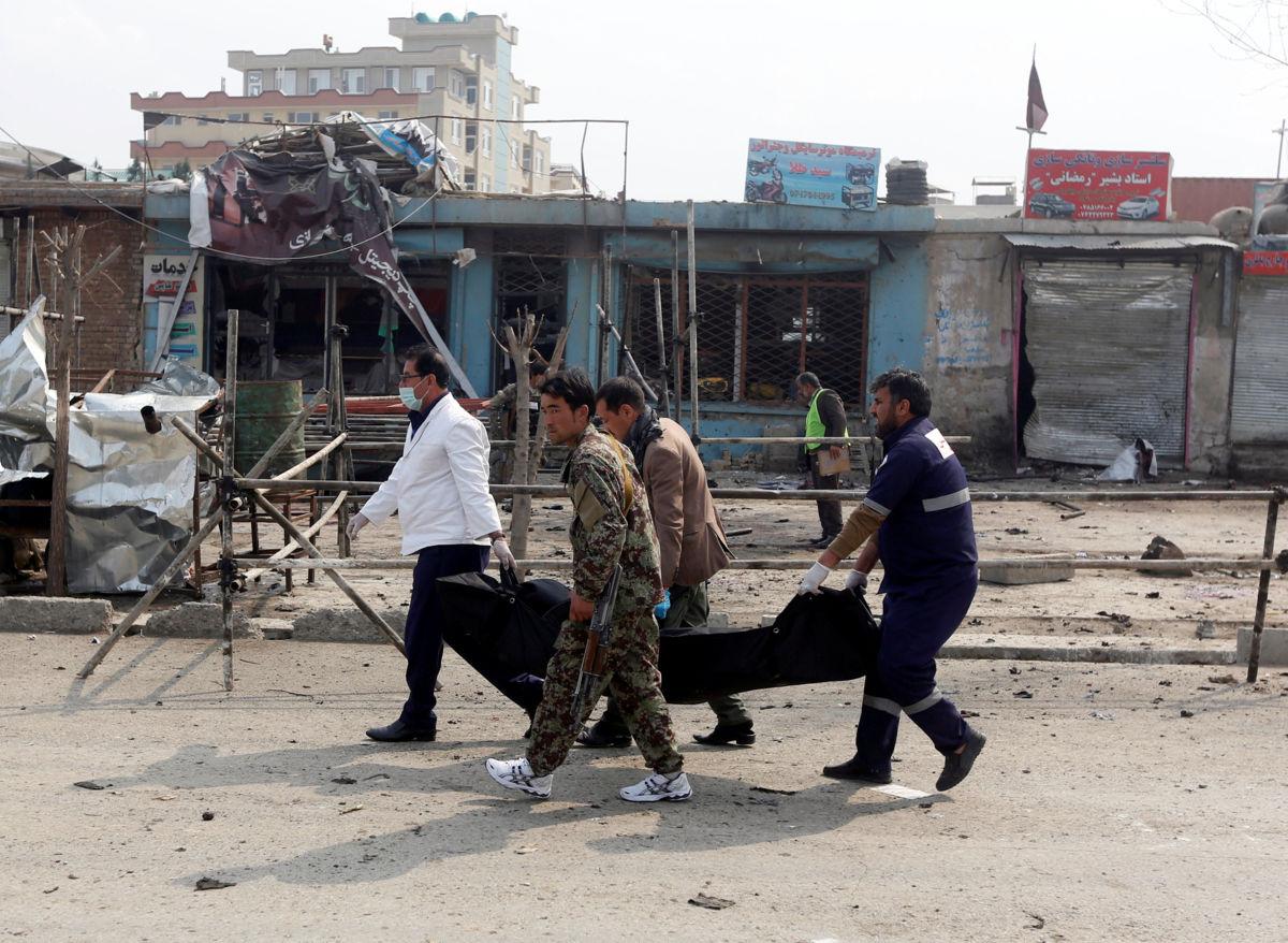 Grupo Estado Islámico asume la autoría del atentado contra chiíes en Kabul