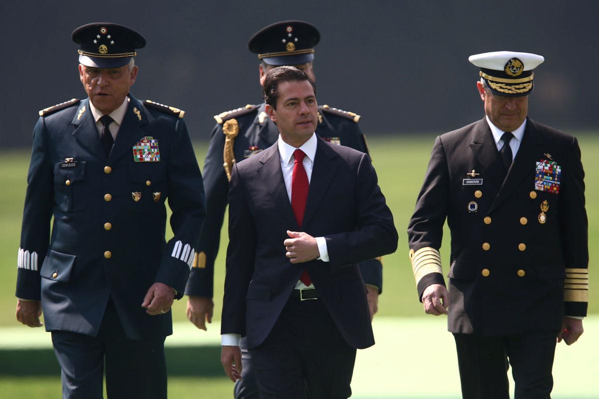 Velar por mexicanos en EEUU es prioridad del gobierno, dice Peña Nieto