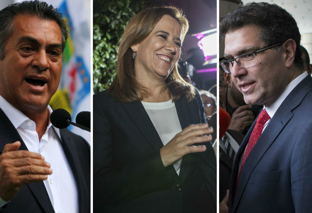Fuimos notificados y registraremos candidatura: Zavala y Ríos Piter