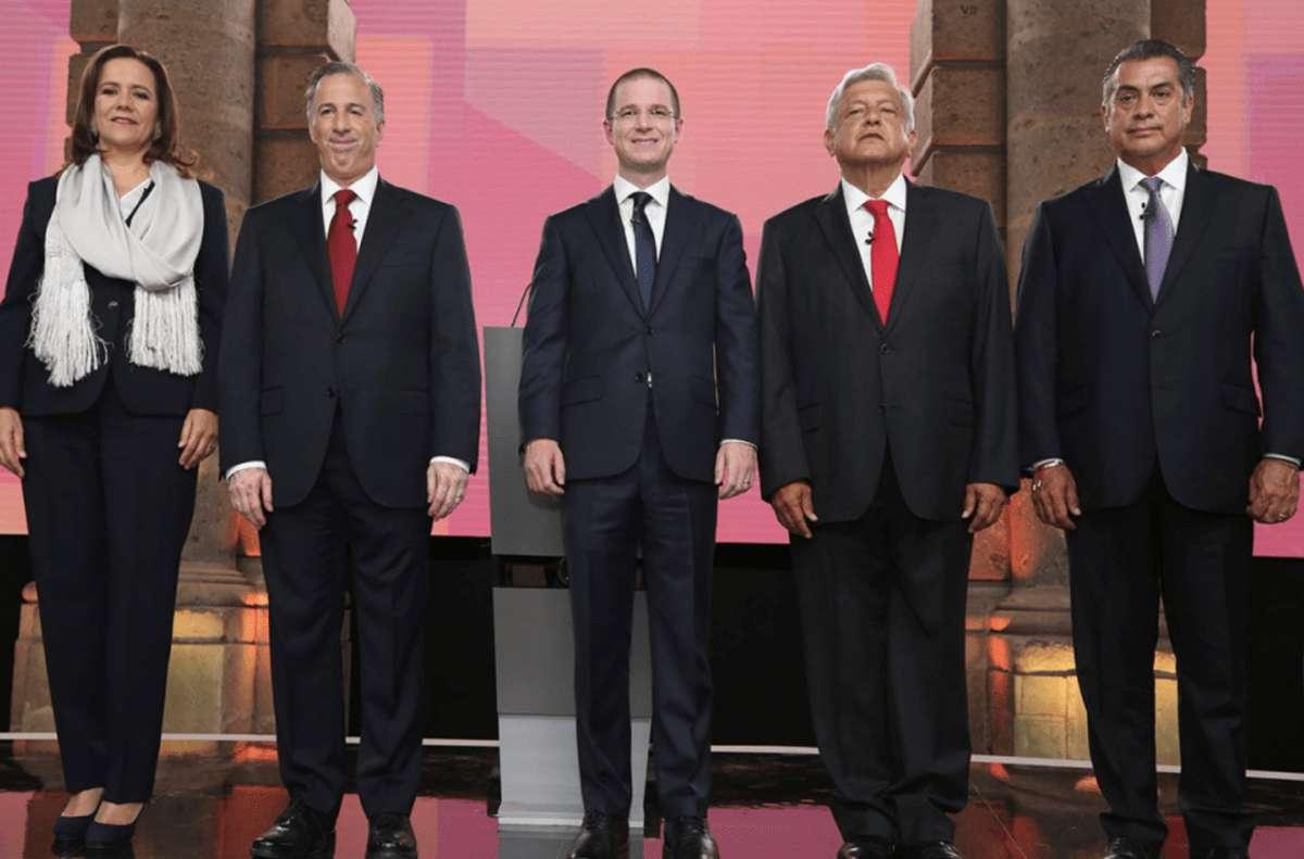Llegaron los memes del primer debate presidencial