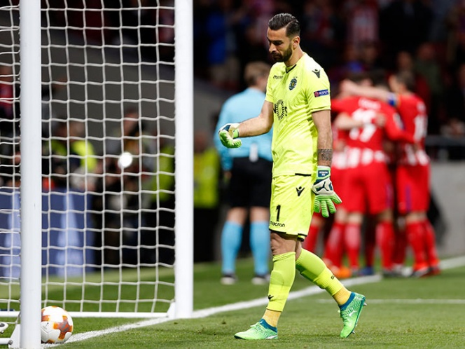 Atlético de Madrid vs. Sporting de Lisboa: Duelo por la Europa League