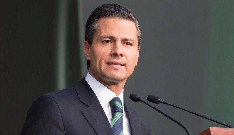 Peña Nieto pide a gabinete evaluar convenios con EU