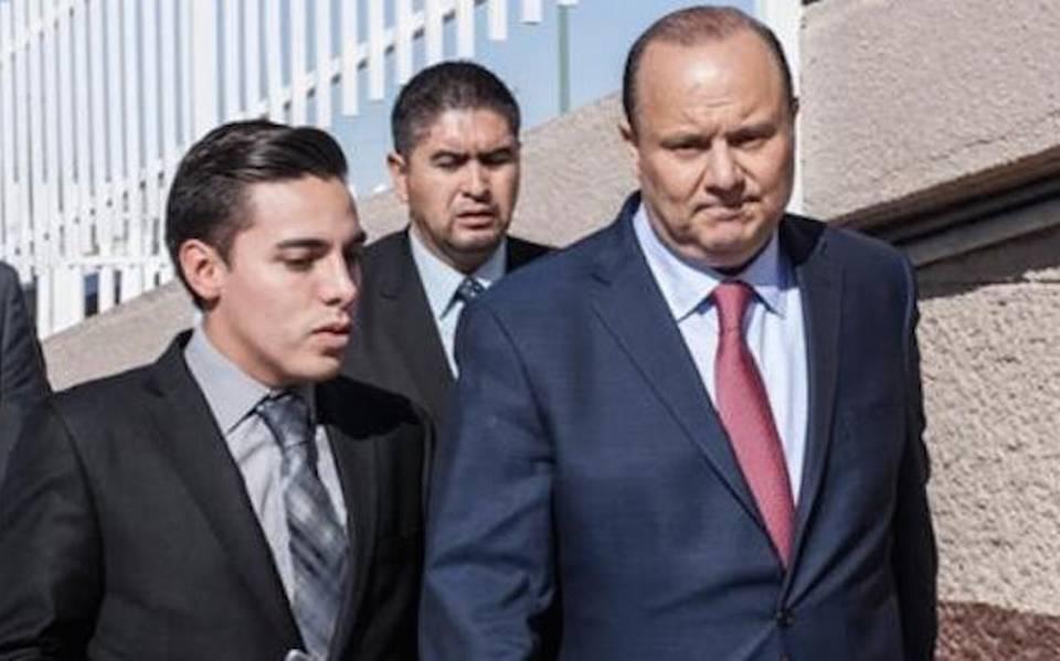 Capturan a exsecretario de César Duarte