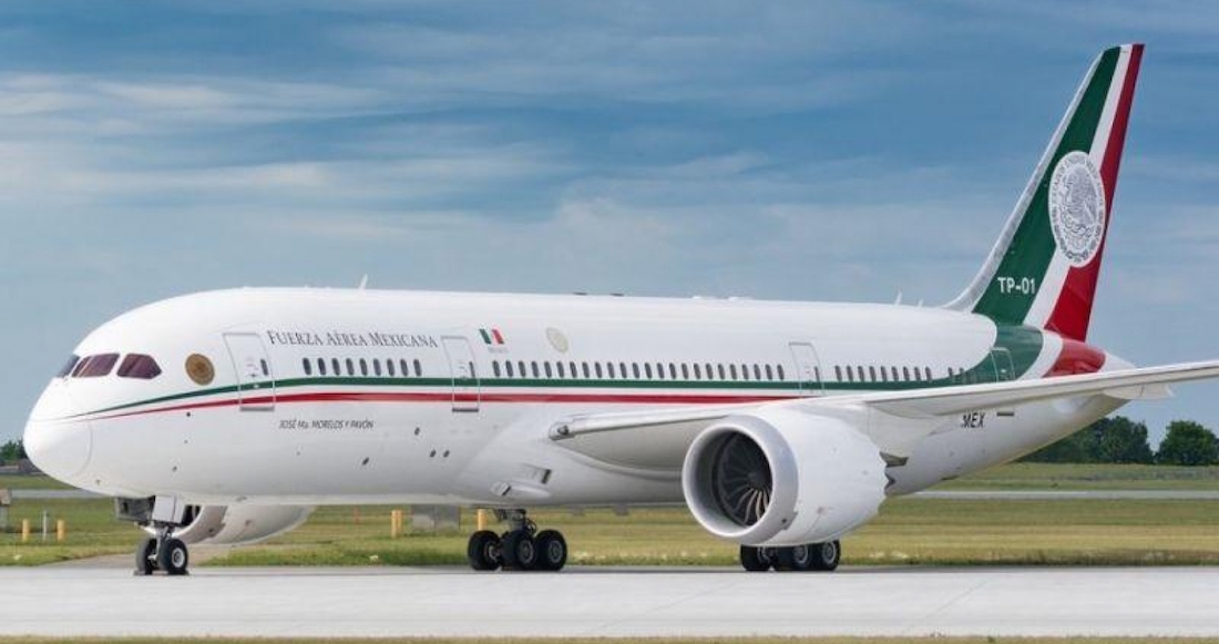 Sedena Revela Que Guardar El Avión Presidencial Ha Costado
